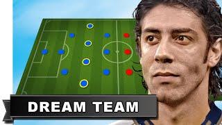 Rui Costa's Dream Team [All Time Best XI]