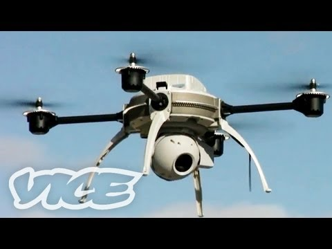 無人航空機の未来 - The Future of UAV Over the US