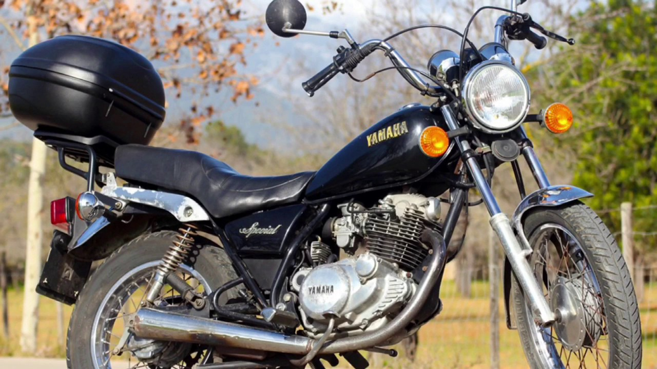 MySpecialCR Transformación Yamaha SR 250 Special Café Racer