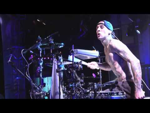 blink-182 - Up All Night live @ Jimmy Kimmel 2011 - PRO SHOT