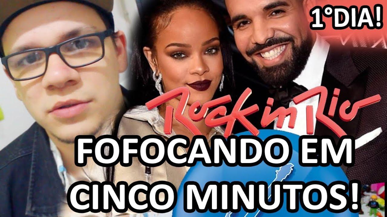 ROCK IN RIO 2019: DRAKE CANCELANDO, BEBE REXHA, ANITTA, KAROL CONKA E MAIS