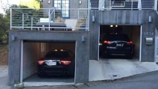 Porsche Cayenne V6 vs Maserati Granturismo Exhaust Rev Battle
