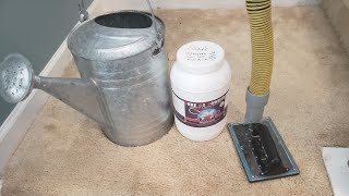 2 jobs | Removing cat urine from carpets & cleaning carpets in a vacant home