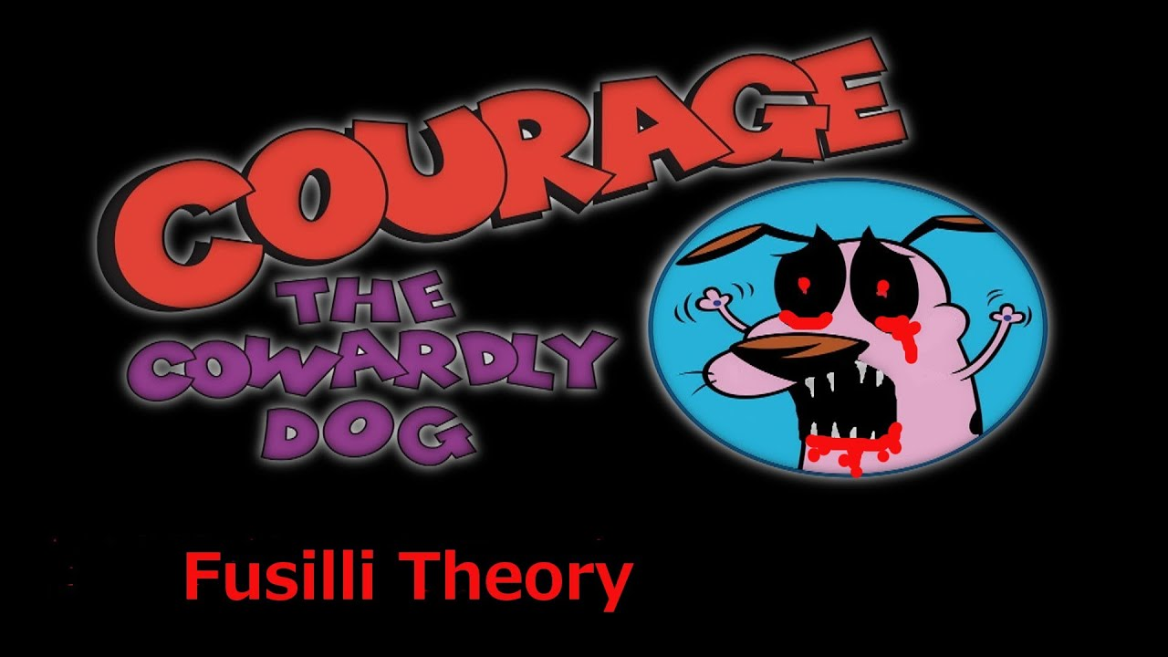 Watch Courage The Cowardly Dog The Great Fusilli Episode