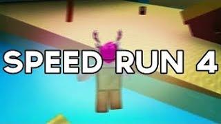 OFFICIAL ROBLOX Speed Run Trailer