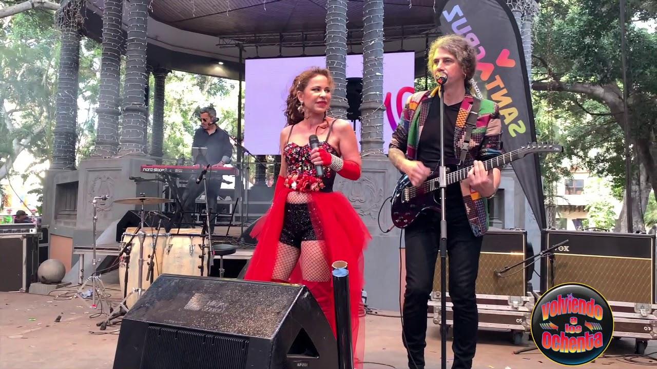 Vicky Larraz (Ole Ole) - Concierto Carnaval de Santa Cruz de Tenerife 2019