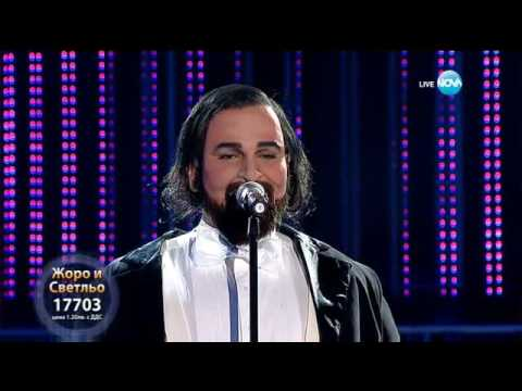 "Жоро-и-Светльо-като-bryan-adams-&-luciano-pavarotti---""o-sole-mio""- -Като-две-капки-вода"