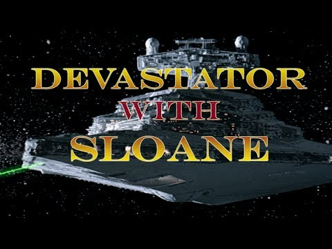 Armada Build - Devastator with Sloane