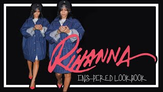 Steal Her Style: Rihanna Inspired Lookbook