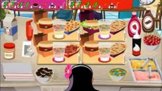 Burger Island Level 58 & 59