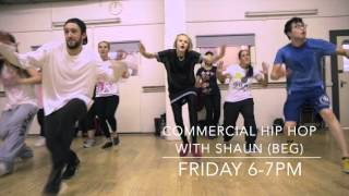 Commercial Hip Hop with Shaun - Pineapple Dance Studios