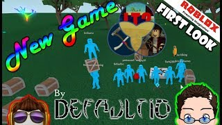 Roblox - New Game - Defaultio, Fan Group, Wikia, Discord Collab OuO EPIC