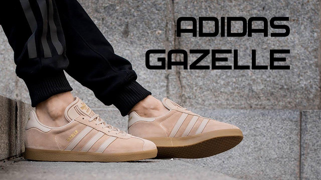 adidas gazelle clay