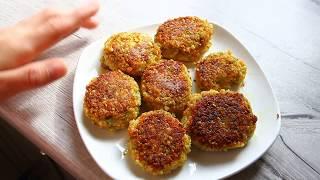 Котлеты без мяса! ЧЕЧЕВИЧНЫЕ котлеты // Вегетарианские рецепты