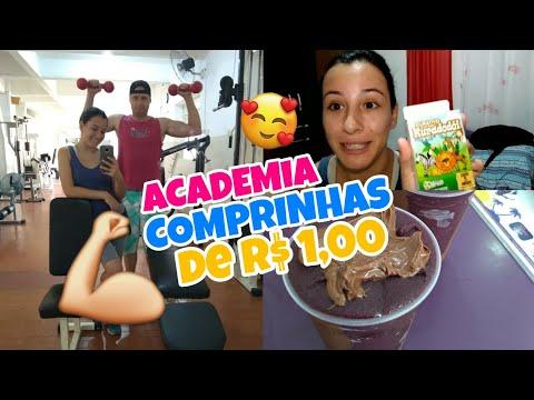 MINHA ROTINA REAL, ACADEMIA, COMPRINHAS BARATAS | Tati Barbosa thumbnail