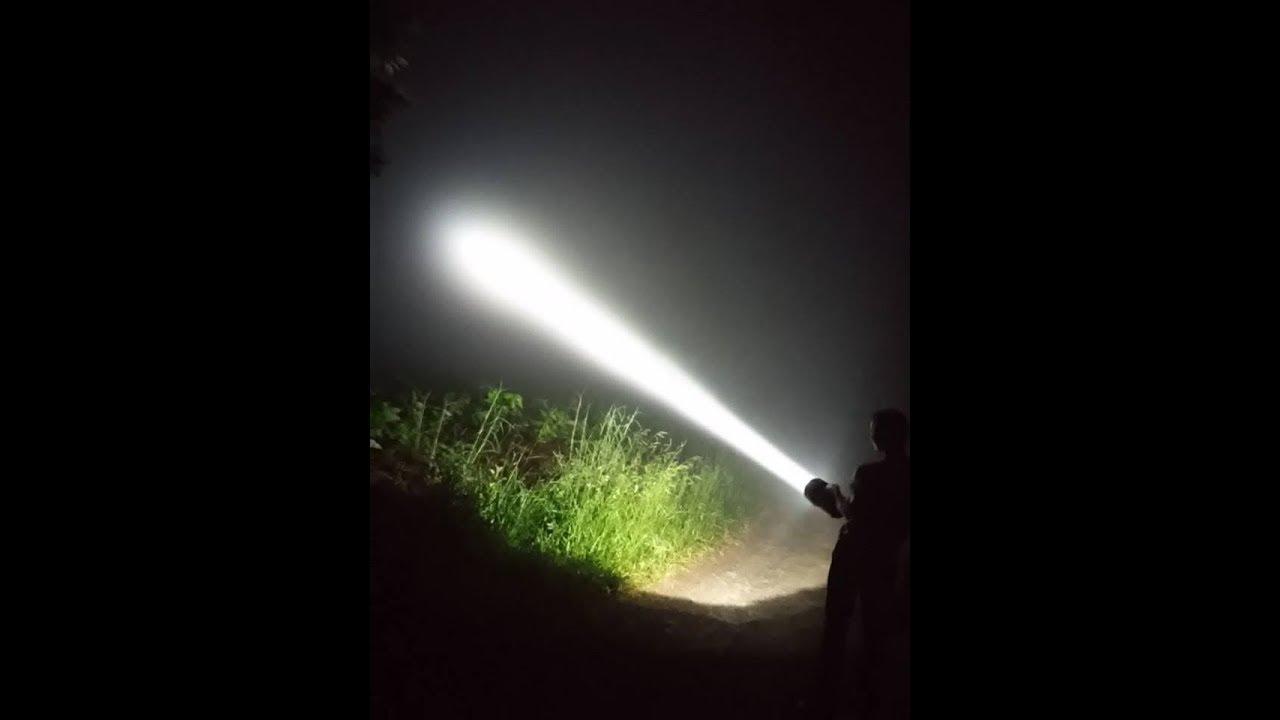 Đèn Pin Chiếu Xa Nhất Thế Giới Gh100 chiếu xa 3000m – 0962738673 – giá km 3650k