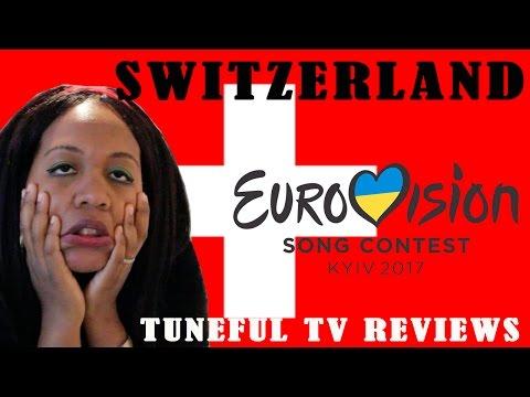 Eurovision 2017 - SWITZERLAND - Tuneful TV Reaction & Review