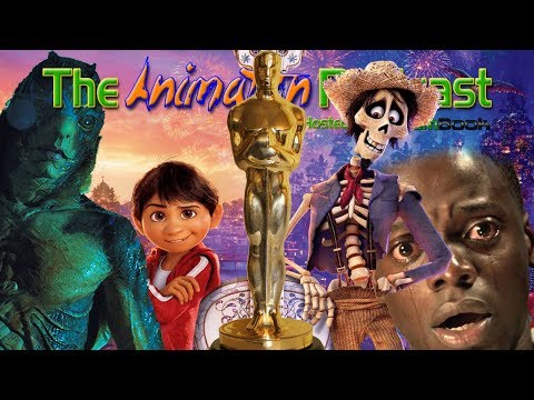 OSCARS 2018 Winners & Review - The Animation Podcast HIGHLIGHTS