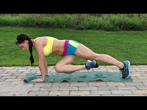 20 Minute Cardio HIIT and Sweat: Workout to Burn Fat and Sculpt Lean Muscle