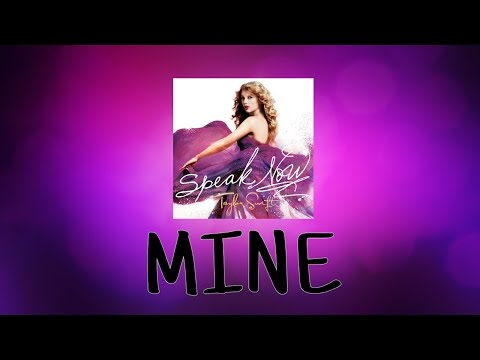 Taylor Swift - Mine (Audio Official)