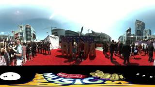 Sofia Carson on the RDMA Red Carpet in 360 degrees with IM360 | Radio Disney Music Awards 2016