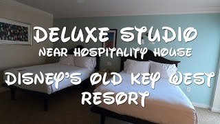 Deluxe Studio at Disney's Old Key West Resort