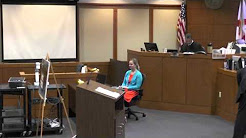 Griffith Opening Statements in an actual jury trial in a personal injury case in Florida