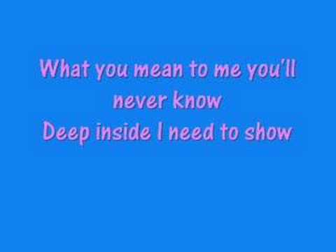 Monica - Angel Of Mine Karaoke
