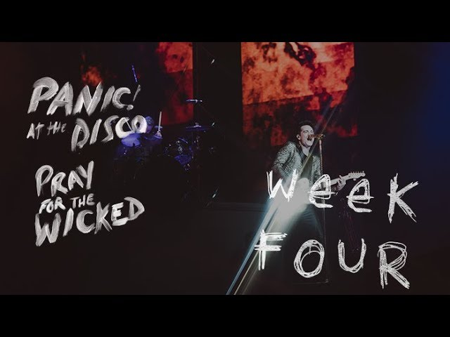 9c43992f Panic! At The Disco — Pray For The Wicked Winter Tour (Week 4 Recap ...