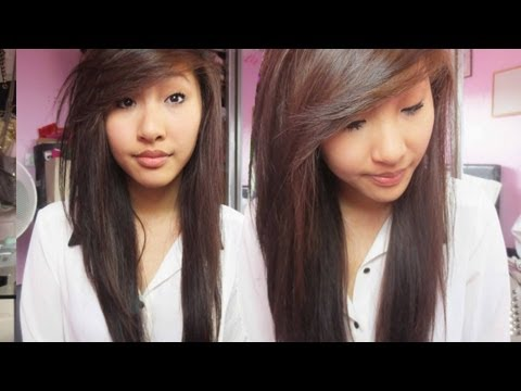 how-i-style-my-side-swept-bangs/fringe-|-emily-liu