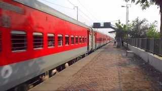 Indian Railways New look LHB Poorva express