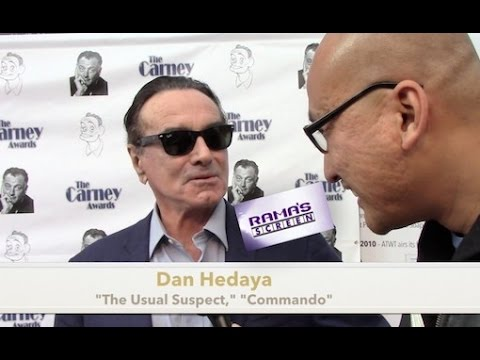 The 2nd Annual CARNEY AWARDS Red Carpet Interview With Dan Hedaya