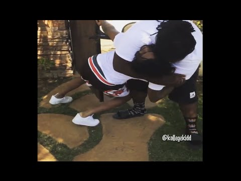 Young Chop Chokes Chief Keef Out For Messing With Him