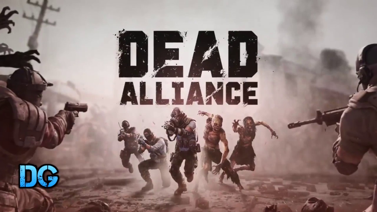 Dead Alliance Official Reveal Trailer New Zombie Game 2017