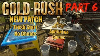 """GOLD RUSH THE GAME  NEW PATCH SEASON 2 """"RUSH FOR GOLD"""" PT6"""