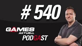 Games Aktuell Podcast #540 | Darksiders 3 Review, Red Dead Online gespielt, E-Sport gar kein Sport?