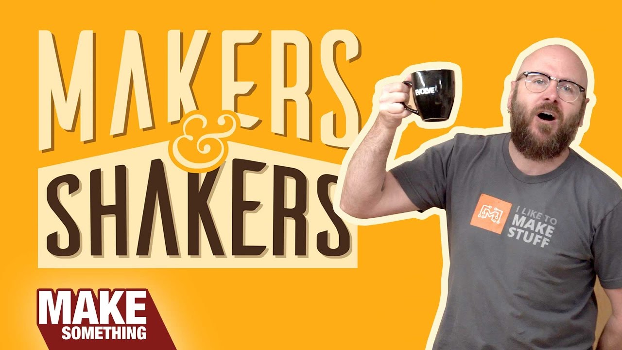 Top Woodworking Videos of the Week! // Makers & Shakers #12