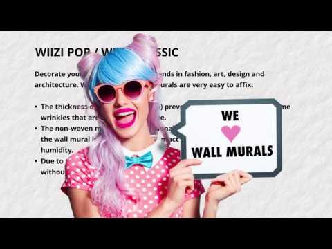 Wizard+Genius Wall Murals and Giant Art XXL-Posters 2018