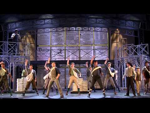 NEWSIES is Now Playing at La Mirada Theatre!