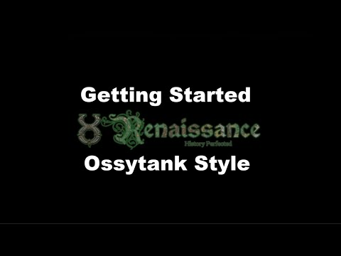 Ultima Online Renaissance – Getting Started Ossytank Style