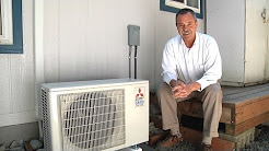 Cut Your Heating Costs in Half with a Ductless Heat Pump