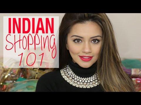 Indian Shopping 101 | Kaushal Beauty
