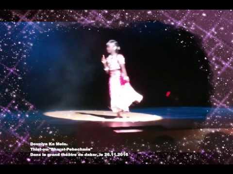 Indian Dance in Senegal(Duniya Ka Mela)
