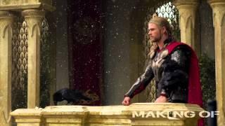 'Thor: The Dark World' B Roll