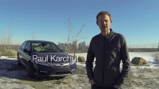 2016 Honda Accord review from Family Wheels