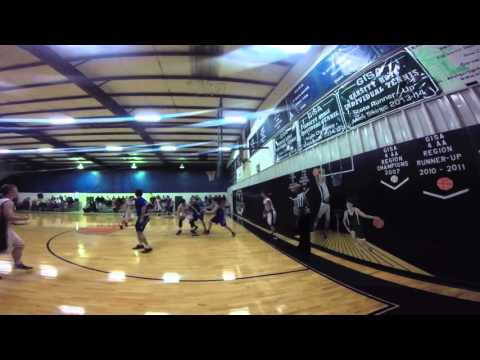 Furtah prep basketball  vs Johnson Ferry Christian Academy.- Part 3