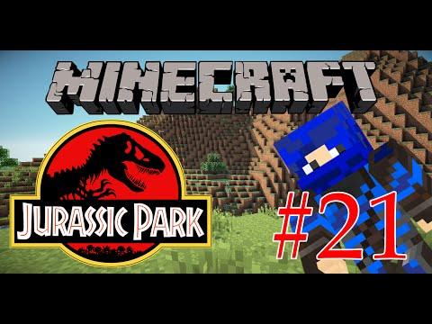 Minecraft : ผจญภัยในโลกไดโนเสาร์ #Part 21