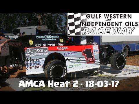 AMCA Heat 2 - Latrobe Speedway 18-03-17