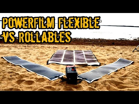 PowerFilm Solar | Ham Radio Portable Power