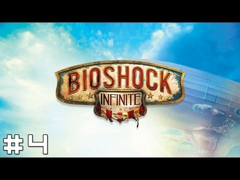BioShock Infinite #4 - Murder of Crows